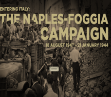 Entering Italy: The Naples-Foggia Campaign Interactive