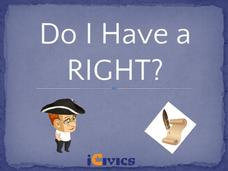 Do I Have a Right? Presentation