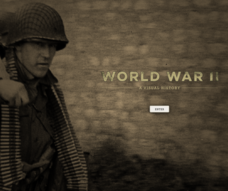World War II: A Visual History Interactive