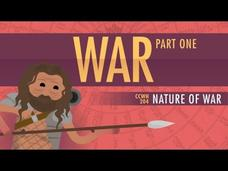 War and Human Nature: Crash Course World History 204 Video