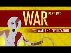 War and Civilization: Crash Course World History 205 Video