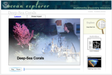 Deep-Sea Corals Interactive