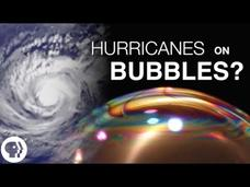 How to Make a Hurricane on a Bubble Video