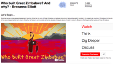 Who Built Great Zimbabwe? And why? Video