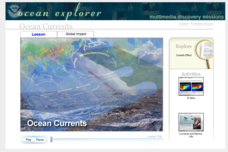 Ocean Currents Interactive