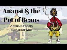 Anansi and the Pot of Beans Video