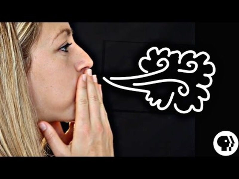 How to Make a Cloud in Your Mouth Video