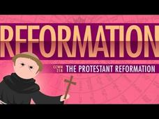 Luther and the Protestant Reformation: Crash Course World History #218 Video