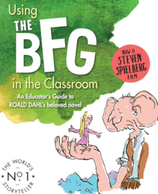 Using The BFG in the Classroom Activities & Project