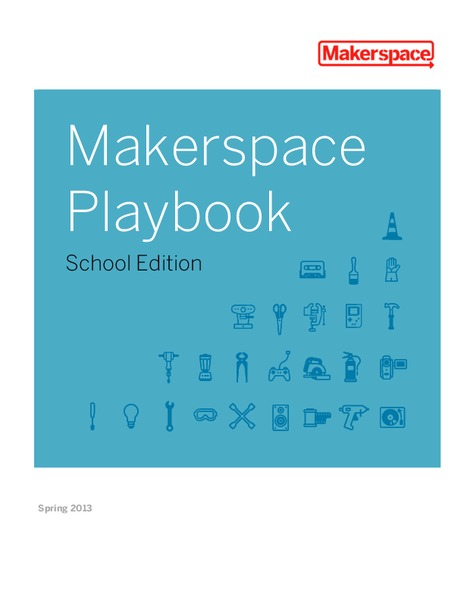 Makerspace Playbook Unit