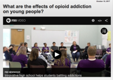 What Are the Effects of Opioid Addiction on Young People? Video
