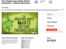 The Amazing Ways Plants Defend Themselves Video