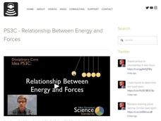 PS3C - Relationship Between Energy and Forces Video