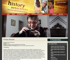Primary Sources Lesson Plan