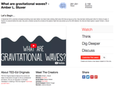 What Are Gravitational Waves? Video