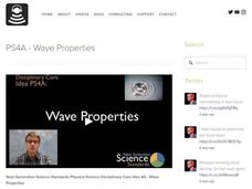 PS4A - Wave Properties Video