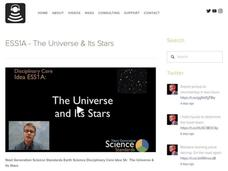 ESS1A - The Universe and Its Stars Video