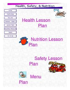 Germs Lesson Plan