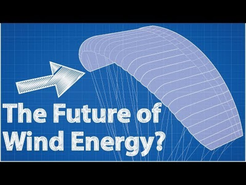 The Future of Wind Power?—Kite Power Systems Video