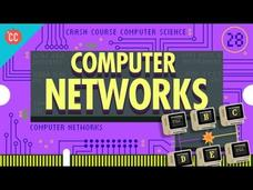Computer Networks: Crash Course Computer Science #28 Video