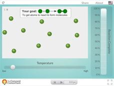 Temperature and Reaction Rate Interactive