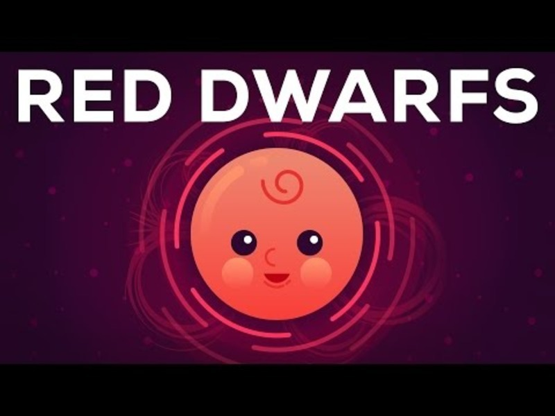 The Last Star in the Universe—Red Dwarfs Explained Video