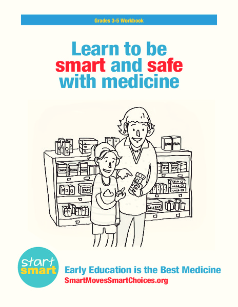 Learn to Be Smart and Safe with Medicine Handouts & Reference