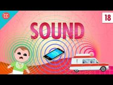 Sound: Crash Course Physics #18 Video