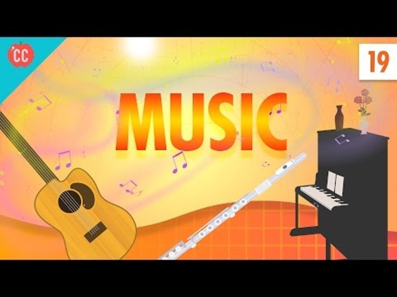 The Physics of Music: Crash Course Physics #19 Video