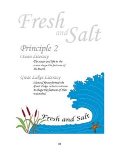 Ocean and Great Lakes Literacy: Principle 2 Lesson Plan