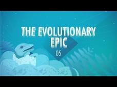 The Evolutionary Epic: Crash Course Big History #5 Video