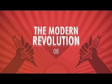 The Modern Revolution: Crash Course Big History #8 Video