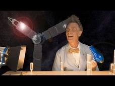 Bill Nye's Solar Powered Spacecraft Video