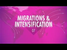 Migrations and Intensification: Crash Course Big History #7 Video