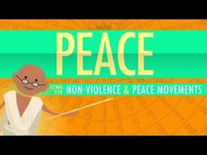 Nonviolence and Peace Movements: Crash Course World History 228 Video