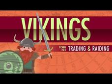 The Vikings! - Crash Course World History 224 Video