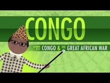 Congo and Africa's World War: Crash Course World History 221 Video