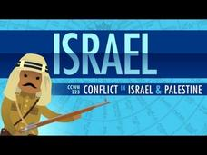 Conflict in Israel and Palestine: Crash Course World History 223 Video