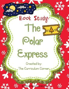 Book Study: The Polar Express Graphic Organizer