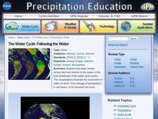The Water Cycle: Following the Water Video