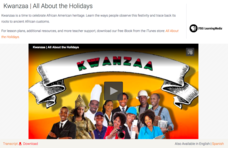 Kwanzaa | All About the Holidays Video
