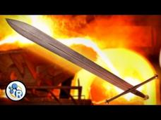 Game of Thrones Science: Sword Making and Valyrian Steel Video