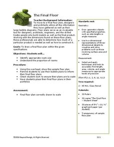 Floor Plan Lesson Plans Worksheets Reviewed By Teachers