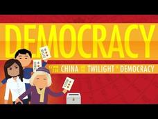 Democracy, Authoritarian Capitalism, and China: Crash Course World History 230 Video