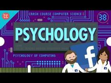 Psychology of Computing: Crash Course Computer Science #38 Video