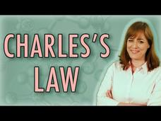 Chemistry: Charles's Law (Gas Laws) Video