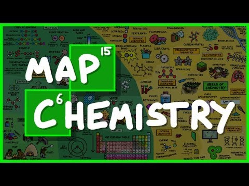 The Map of Chemistry Video