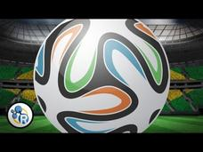 World Cup Chemistry: The Science Behind the Brazuca Ball Video