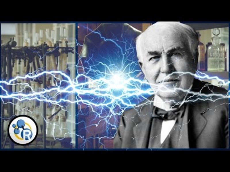 How Thomas Edison Changed The World Video