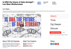 Is DNA the Future of Data Storage? Video